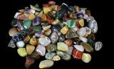 Bulk Mixed Polished Minerals - 16 ounces (~ 30pc.) - Photo 3