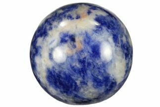 "1.2"" Polished Sodalite Sphere"
