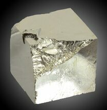 "Buy Bargain 1.36"" Pyrite Cube - Navajun, Spain - #31129"