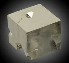 "1.7"" Wide Pyrite Cube - Navajun, Spain For Sale, #30995"
