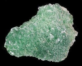 "3.4"" Green Botryoidal Fluorite - China For Sale, #32501"