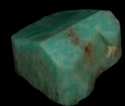 "1.7"" Amazonite Crystal From Colorado - Excellent Color For Sale, #33293"
