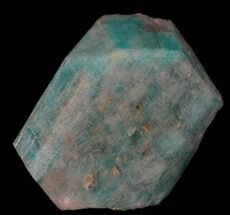 "1.55"" Amazonite Crystal - Teller County, Colorado For Sale, #33296"