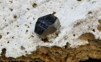 "Buy 2.3"" Anatase Crystal on Matrix - Pakistan - #38656"