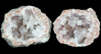 "1.55"" Keokuk ""Red Rind"" Geode - Iowa For Sale, #44003"