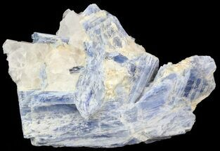 "2.9"" Kyanite Crystals in Quartz - Brazil For Sale, #44987"