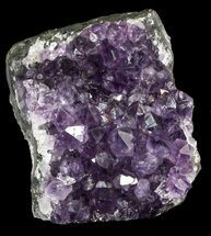 "3.9"" Amethyst Cut Base Cluster - Uruguay For Sale, #46178"
