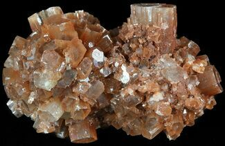 "2.9"" Aragonite Twinned Crystal Cluster - Morocco For Sale, #49262"