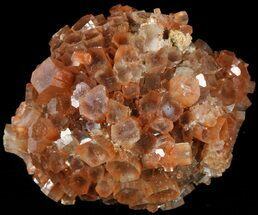 "Buy 2.5"" Aragonite Twinned Crystal Cluster - Morocco - #49270"