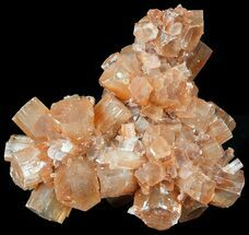 "2.3"" Aragonite Twinned Crystal Cluster - Morocco For Sale, #49292"
