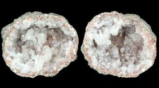 "1.8"" Keokuk ""Red Rind"" Geode - Iowa For Sale, #53372"