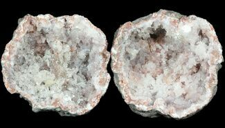 "Buy 2"" Keokuk ""Red Rind"" Geode - Iowa - #53380"