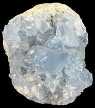 "Buy 2.8"" Sky Blue Celestite Crystal Cluster - Madagascar - #54811"