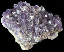 "3.1"" Purple Amethyst Cluster - Turkey For Sale, #55373"