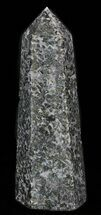 "Buy 6.8"" Polished, Indigo Gabbro Obelisk - Madagascar - #55414"