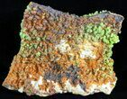 "2.4"" Pyromorphite Crystal Cluster - China - #63678-1"