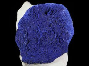 "Buy 2.4"" Brilliant Blue Azurite Sun On Rock - Australia - #64279"