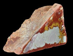 "8.1"" Polished Noreena Jasper Section - Australia For Sale, #65990"