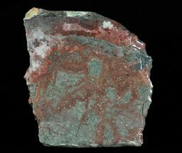 "2.4"" Copper Ore Slice - Michigan For Sale, #66371"