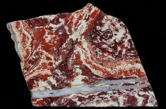 "4"" Polished Snakeskin Jasper Slab - Western Australia For Sale, #65423"