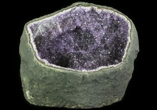 "Buy 10.8"" Purple Amethyst Geode - Uruguay - #66700"