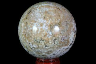 "Buy 2.6"" Beautiful Ocean Jasper Sphere - Madagascar - #67561"