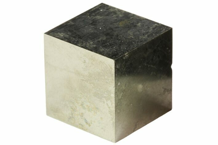 "Bargain .55"" Pyrite Cube - Navajun, Spain"