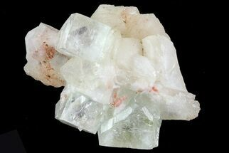 "1.8"" Zoned Apophyllite Crystals With Stilbite - India For Sale, #72074"