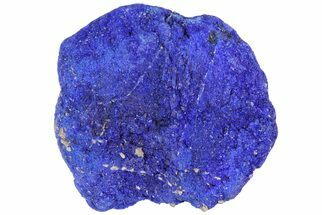 "Buy 1.3"" Sparkling Azurite Crystal Cluster - Morocco - #73435"