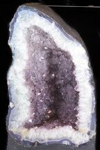"21"" Sparkling Amethyst Geode (93 lbs) - Brazil For Sale, #34445"