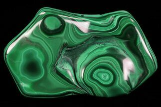 "Buy 3.7"" Polished Malachite - Congo - #76132"