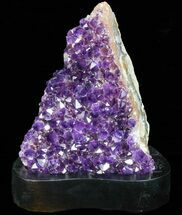 Quartz var. Amethyst - Fossils For Sale - #76692
