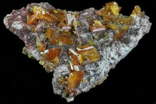Wulfenite - Fossils For Sale - #76911