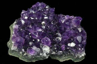 "Buy 3.1"" Dark Purple Amethyst Cluster - Top Quality Color - #76855"