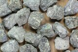 "Wholesale Lot: 2-3"" Raw, Unpolished Labradorite - 5kg (11 lbs) - #78014-1"
