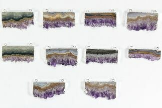 Quartz var. Amethyst - Fossils For Sale - #78456