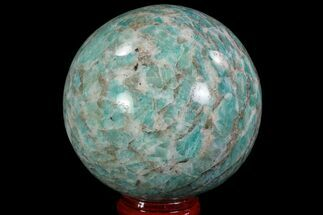 Microcline var. Amazonite - Fossils For Sale - #78747