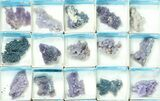 Wholesale Flat: Grape Agate From Indonesia - 35 Pieces - #79153-2