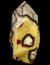 "6.2"" Polished Septarian Flame For Sale, #79343"