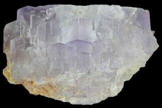 "Buy 2.3"" Lustrous Purple Cubic Fluorite Crystals - Morocco  - #80308"