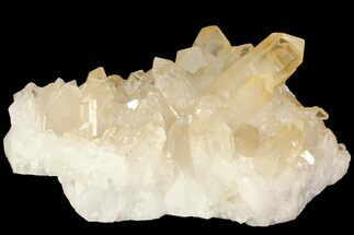 "9.5"" Quartz Crystal Cluster - Brazil For Sale, #80927"