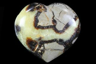 "Buy 3.1"" Polished Septarian ""Heart""  - #82045"