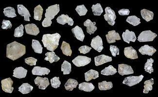 Quartz - Fossils For Sale - #82338