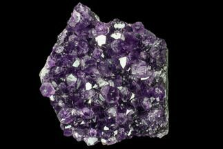 "3.7"" Amethyst Cut Base Cluster - Uruguay For Sale, #83549"