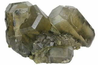 "4.6"" Hanksite Crystal Cluster - Trona, California For Sale, #84128"