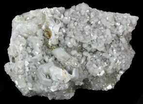 "3.6"" Calcite, Quartz, Pyrite and Fluorite Association - Morocco For Sale, #57284"