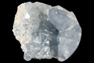 "2.8"" Sky Blue Celestite Crystal Cluster - Madagascar For Sale, #88322"