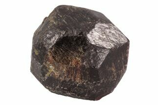Garnet var. Almandine - Fossils For Sale - #90903