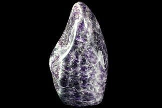 "7.2"" Tall, Free-Standing, Polished, Chevron Amethyst  For Sale, #92843"