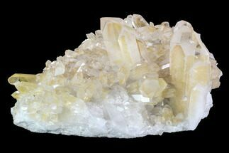 "Buy 12.1"" Quartz Crystal Cluster - Brazil - #93046"